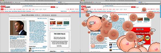 Nipple It! Example: CNN